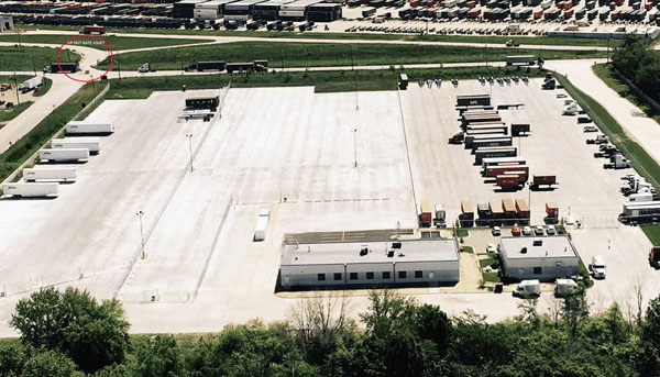 Joliet Truck Parking