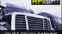 Joliet Truck Parking by Ready Fleet