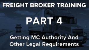 Freight Broker Training Part 4