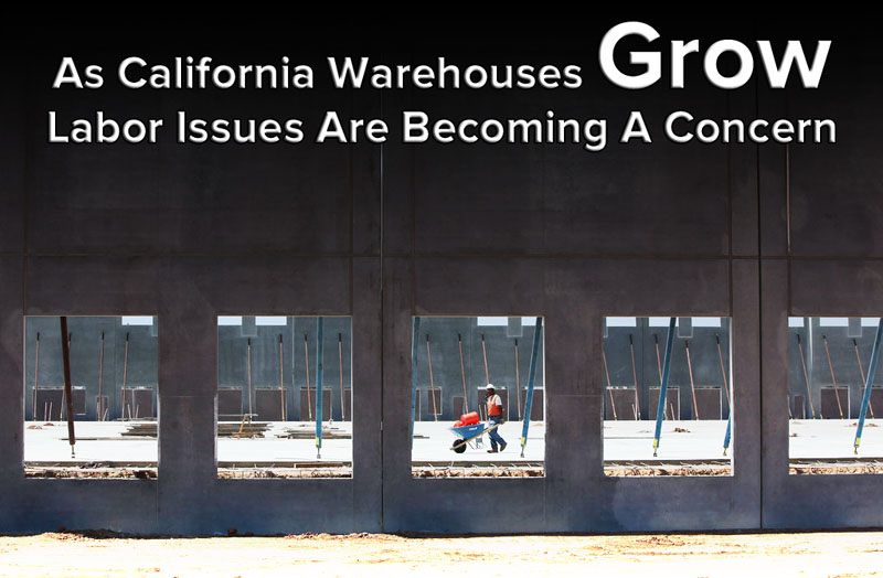 California Warehouses