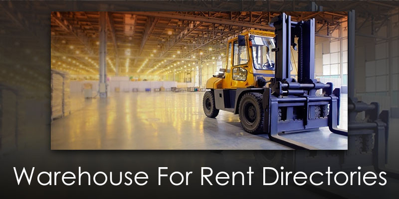 Warehouse For Rent Directories