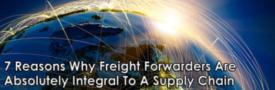 Freight Forwarder 7 Reasons
