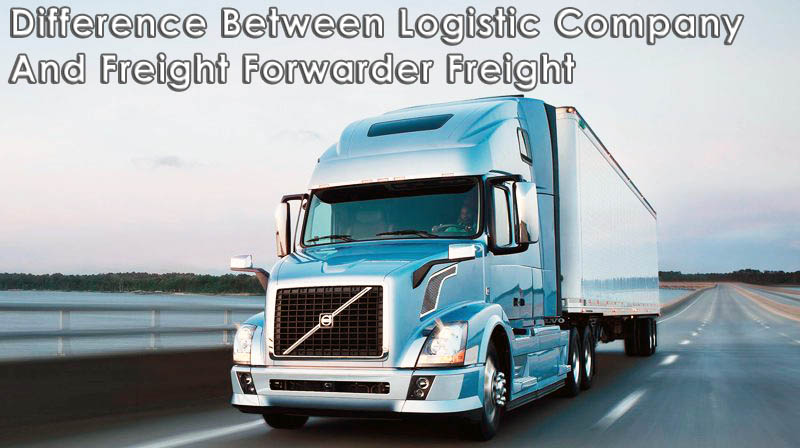 Freight Forwarder Logistics Company
