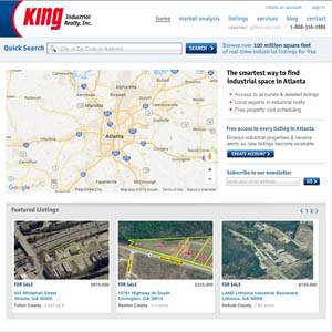 King Industrial Warehouse For Rent