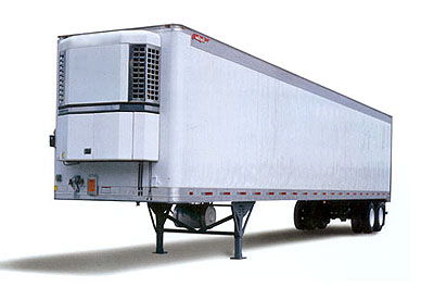 Reefer (Refrigerated) Trailer