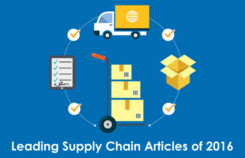 supply chain efficiency - Leading Supply Chain Articles of 2016