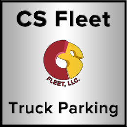 CS Fleet Truck Parking Logo