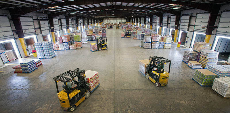 Crossdocking as a Supply Chain Strategy