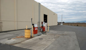 Flatbed Truck Services California Fuel Pumps