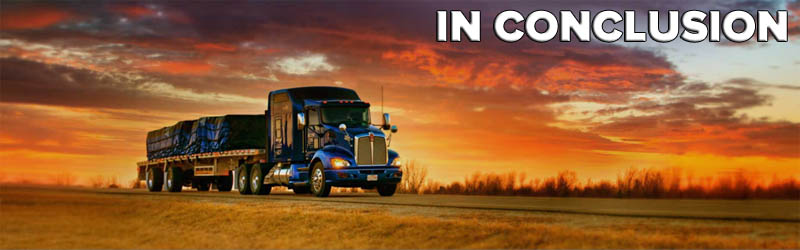 Top Flatbed Trucking Companies Conclusion
